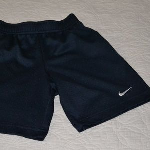 Nike Bottoms - NIKE Boy's Navy Basketball Dri Fit Short Size 4T